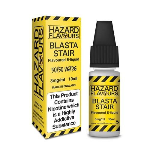 Blasta stair 50/50 Hazard E-Liquid10ml