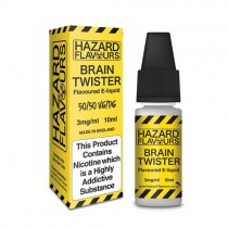 Brain twister 50/50 Hazard E-Liquid 10ml
