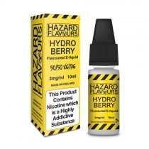 Hydro berry 50/50 Hazard E-Liquid10ml