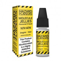 Molecule Jellies 50/50 Hazard E-Liquid10ml