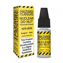 Nuclear Do Nut 50/50 Hazard E-Liquid10ml