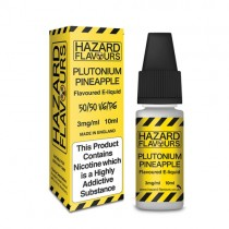 Plutonium pineapple 50/50 Hazard E-Liquid10ml
