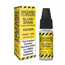 Slush bomb 50/50 Hazard E-Liquid10ml
