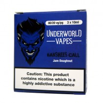 3 X 10ml Banshees Call E-Juice by Underworld Vapes