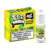 #2 Citrus Sorbet 10ml by TPD E-Liquid