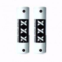 XXX Flat Top 2500MAH 18650 Black Battery