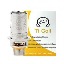 iSub titanium replacement coils by innokin