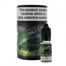 Matata E-Liquid By Twelve Monkeys Vapor