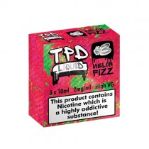 #3 Melon Fizz 10ml By TPD E-Liquid