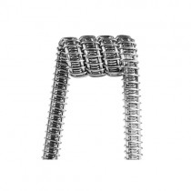Staple Staggered Clapton 0.2 Ohm pre made Coils