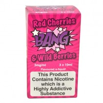 Red Cherries ejuice 10ml by VG Vapour