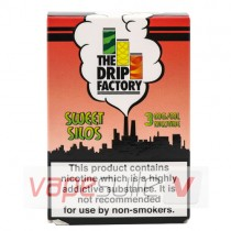Sweet Silos Liquid By The Drip Factory 10ml