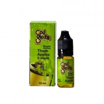 Coil Glaze Them Applez E-Liquid 10ml