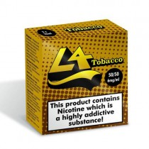 L4 Tobacco 50/50 E-Liquid 3 X 10ml