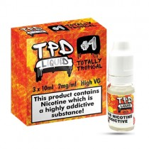#1 Totally Tropical 10ml by TPD E-Liquid