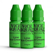 Lime Ice Cream E-Liquid by Vice Squad