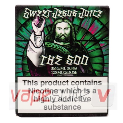The Son By Sweet Jesus Juice 10ml